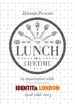Il logo di Identità London