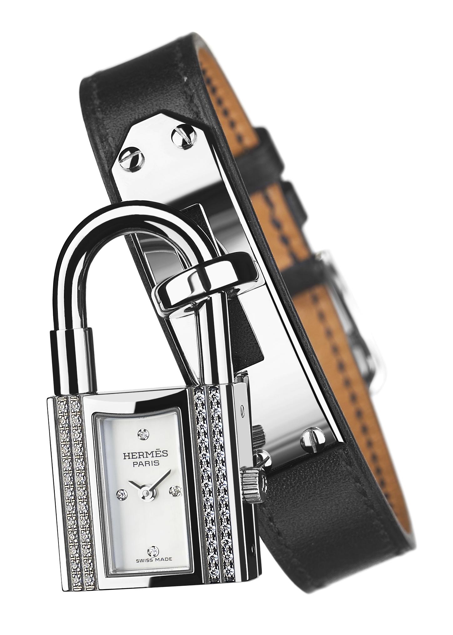 Hermès, orologio Kelly