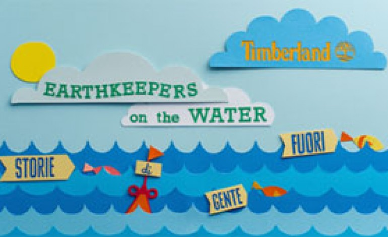 "Timberland lancia l'adv green ""Earthkeepers on the water"""