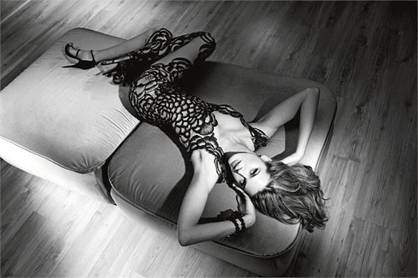 Vanessa Hessler interpreta Sarli Couture