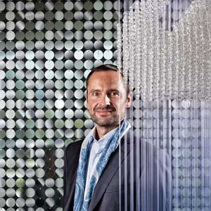 Robert Buchbauer, direttore strategico di Swarovski Consumer Goods Business