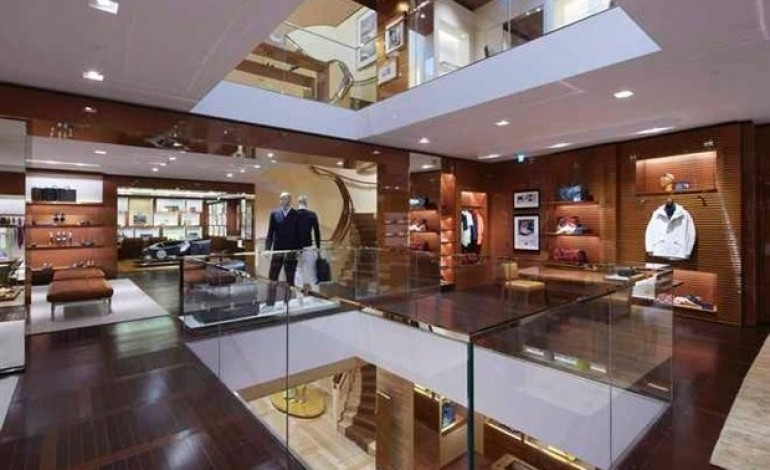 Louis Vuitton porta al Lido arte e moda con la sua maison