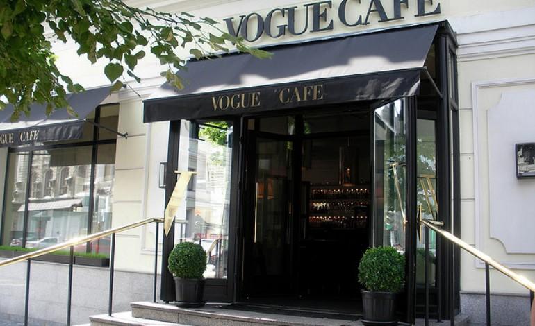 A cena (e al college) da Vogue