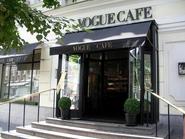 Vogue Café - Mosca