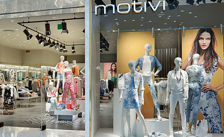 Motivi, il nuovo concept store omaggia l'italian style