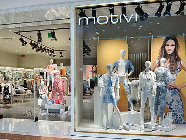 Motiv new concept store