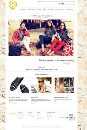 Homepage Toryburch.it