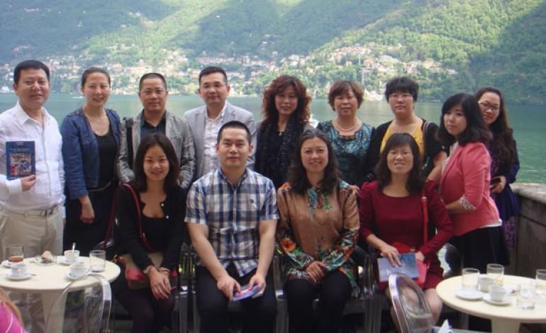 L'home textile italiano spera nella Cina