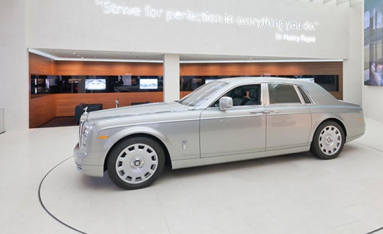 Rolls-Royce: il mito in mostra al museo BMW