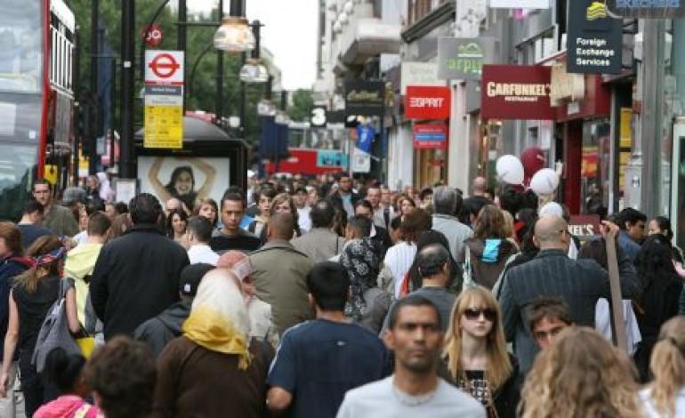 A Londra la maggior presenza di brand retail