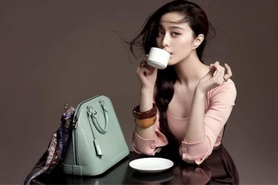 Fan Bingbing per Louis Vuitton