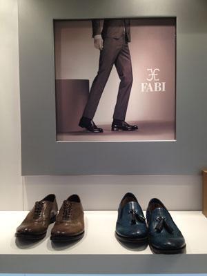 Fabi Shoes, Flex Goodyear