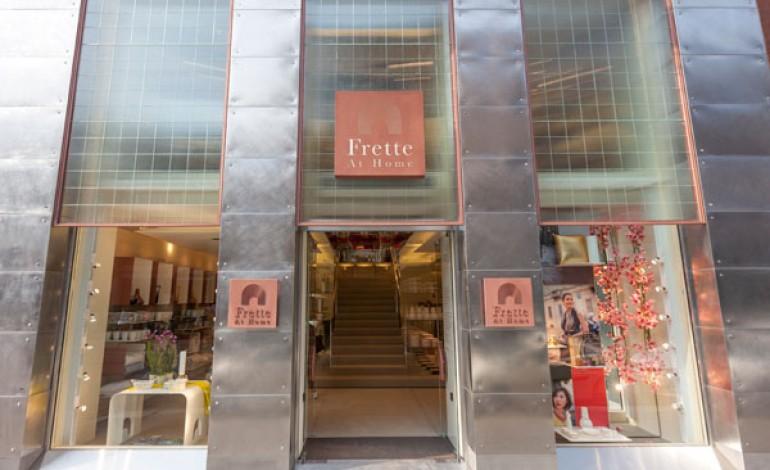 Debutta Frette At Home, il primo flagship è a Milano