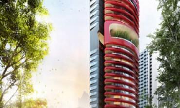 Pininfarina debutta in Asia e firma una torre di lusso a Singapore