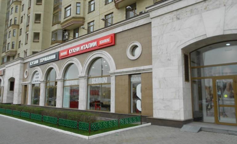 Il primo Scavolini Store sbarca a Mosca