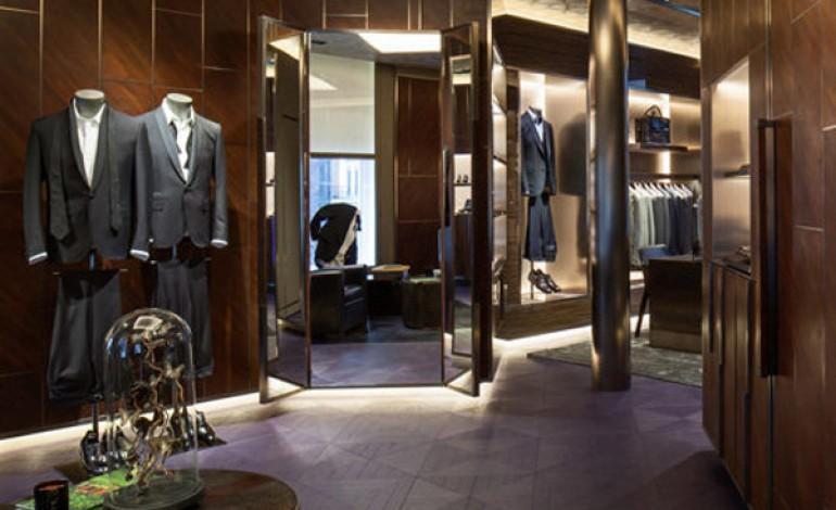 Berluti sceglie la lana di Vitale Barberis Canonico