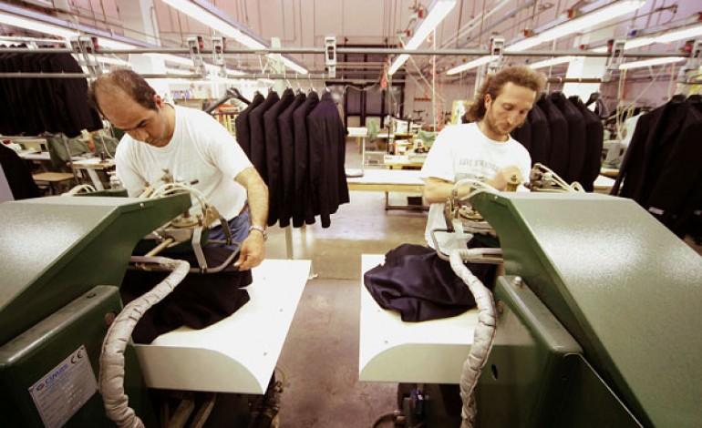 Export italiano dicembre stabile per la moda
