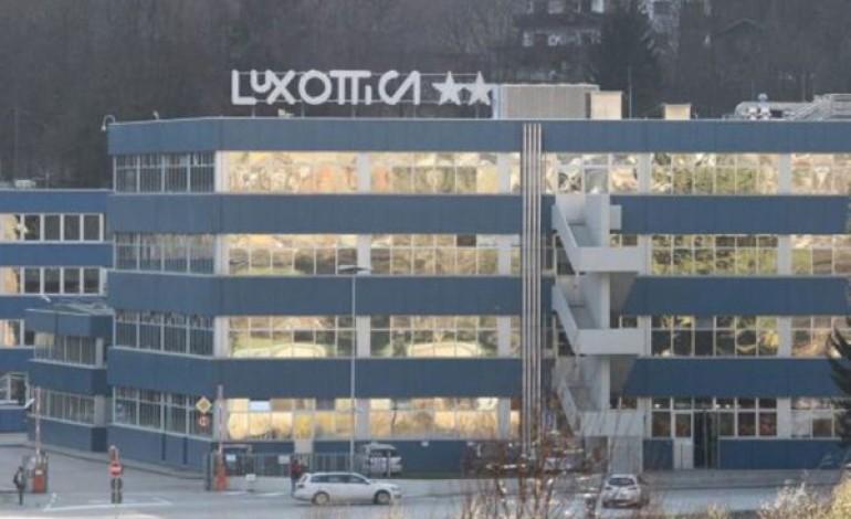 Luxottica, utile a 617 mln. Intesa col Fisco pesa 26,7 mln