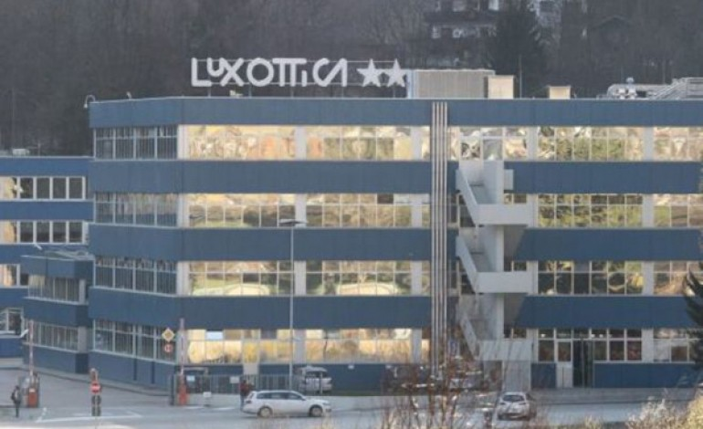 Luxottica sigla un accordo con il Fisco per 33 milioni