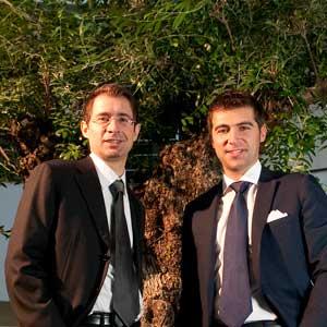 Giorgio e Paolo Re