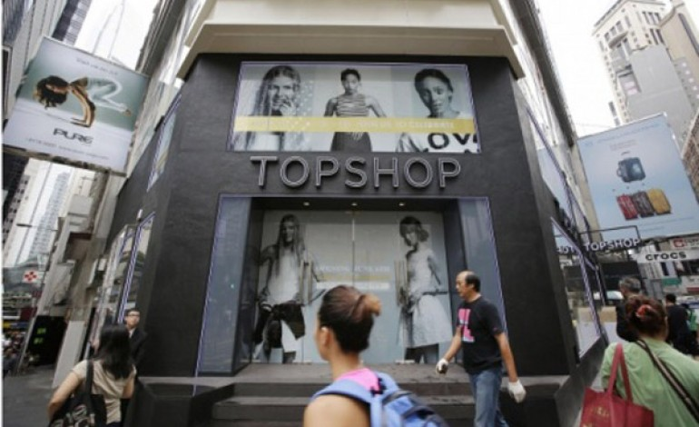 Topshop debutta a Hong Kong