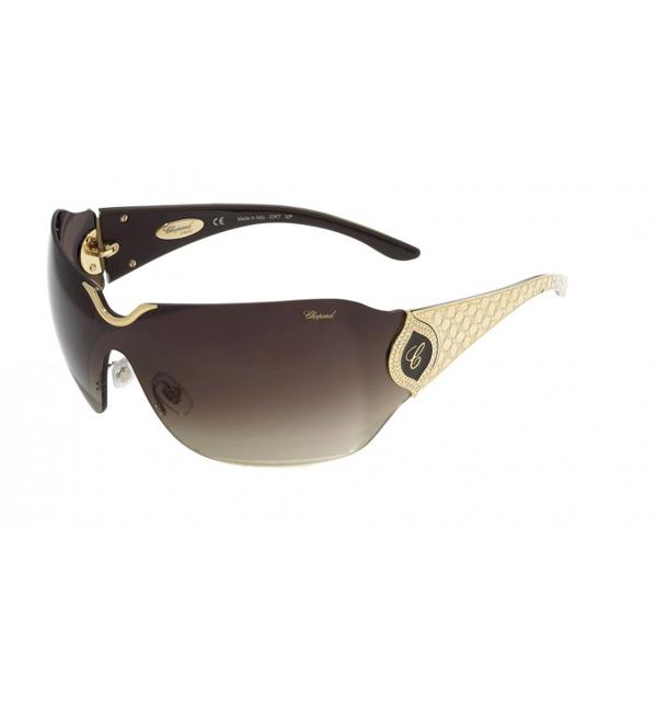 Un modello Chopard Eyewear