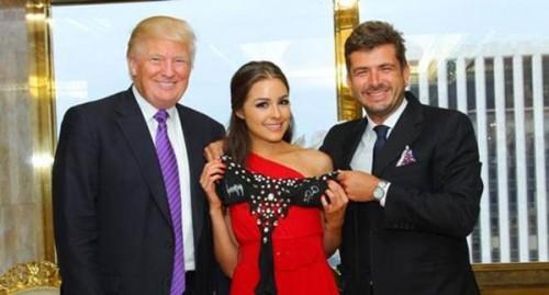 Trump e Cimmino