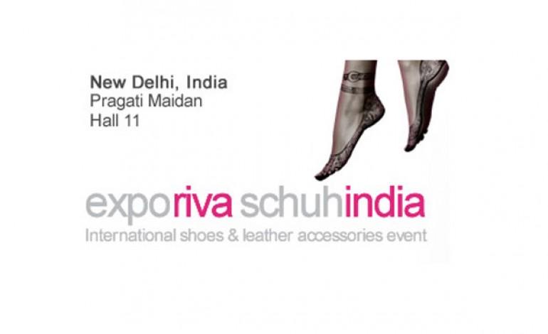 Expo Riva Schuh, terzo passaggio in India