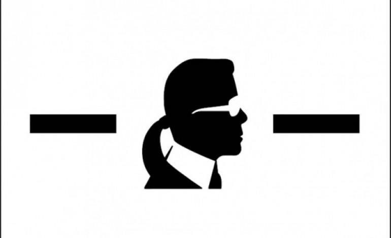 Lapo mette gli occhiali a Lagerfeld