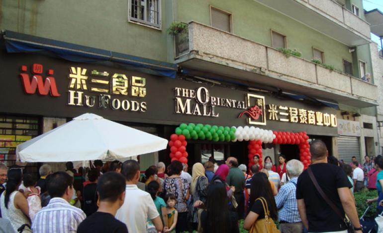 Apre il primo mall cinese a Milano