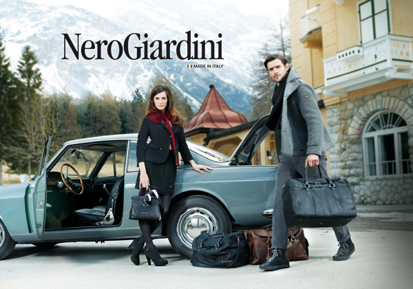 collezione stivali 2014 nero giardini