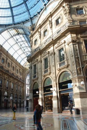 Prada in Galleria
