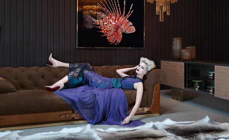 Visionnaire, design e moda a braccetto nel nuovo adv