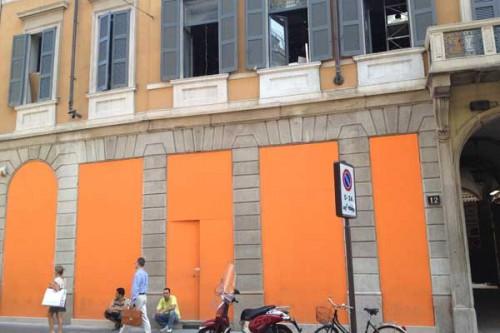 Hermès - via Montenapoleone 12, Milano