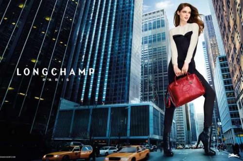 Longchamp campagna A/I 2013-14