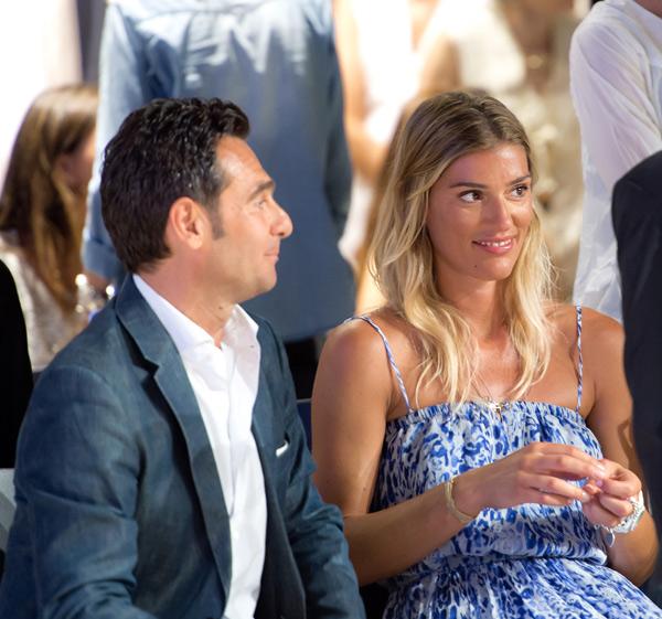 Marco Marchi e Francesca Piccinini