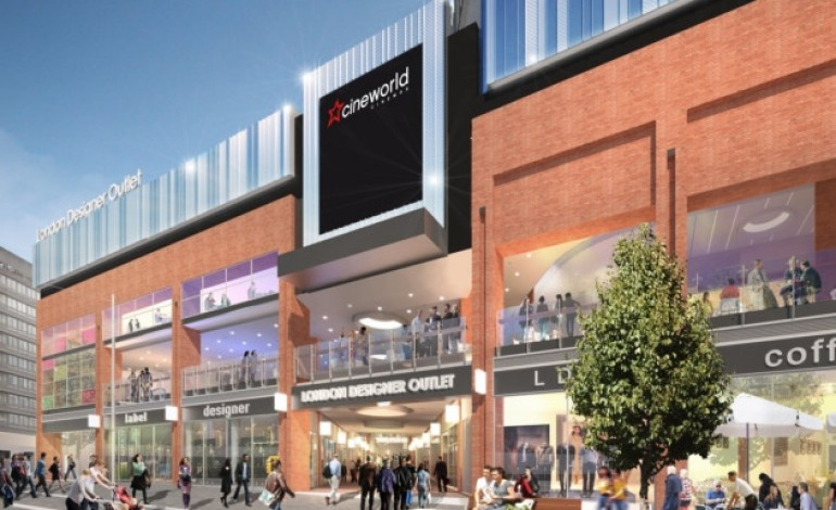 Tutto è pronto per il London Designer Outlet