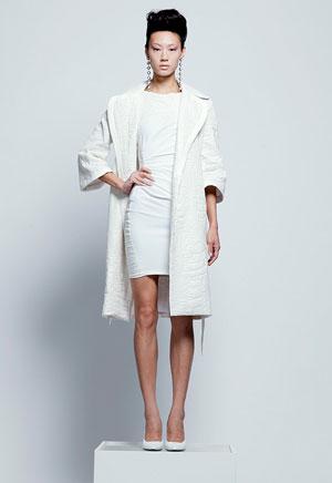 Un look Catherine Malandrino per la P/E 2013
