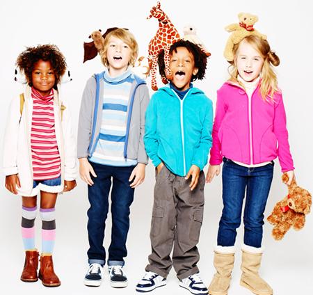 Uniqlo Kids