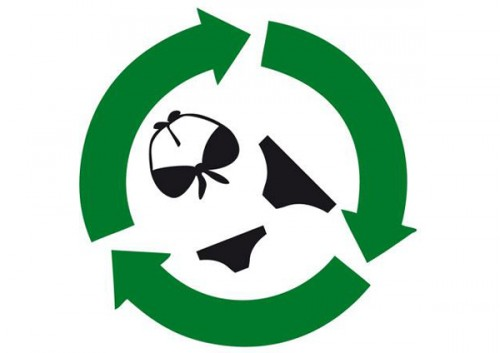 Campagna Calzedonia riciclo