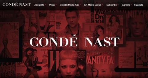 Il sito di Condé Nast