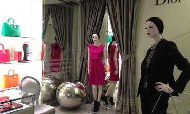 Le Noir Cortina raddoppia con un corner Dior