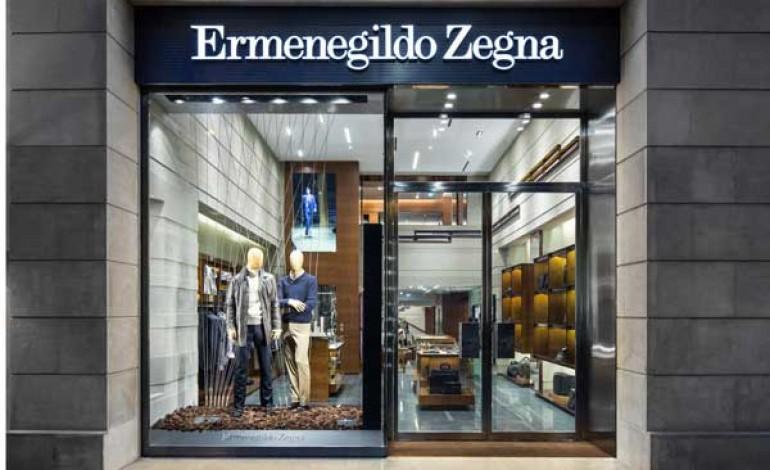 Per Zegna nuovo flagship a Barcellona