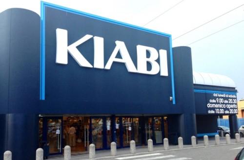 Lo store di Kiabi a Moncalieri