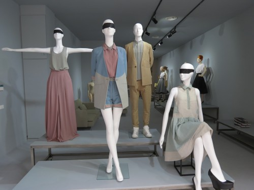 Showroom parigino di La Rosa