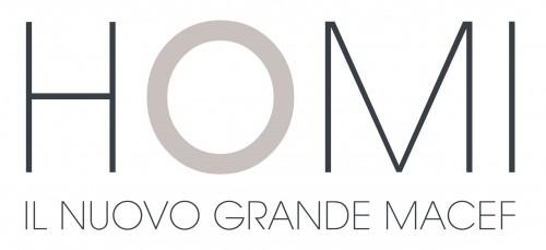 Il logo di Homi