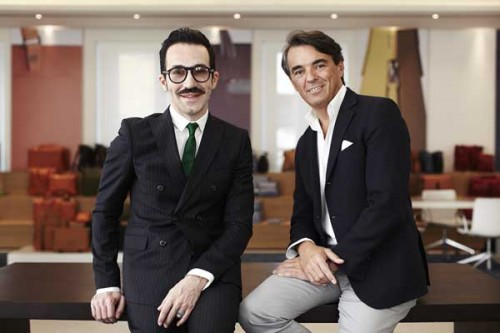 Giancarlo Petriglia e Marco Palmieri