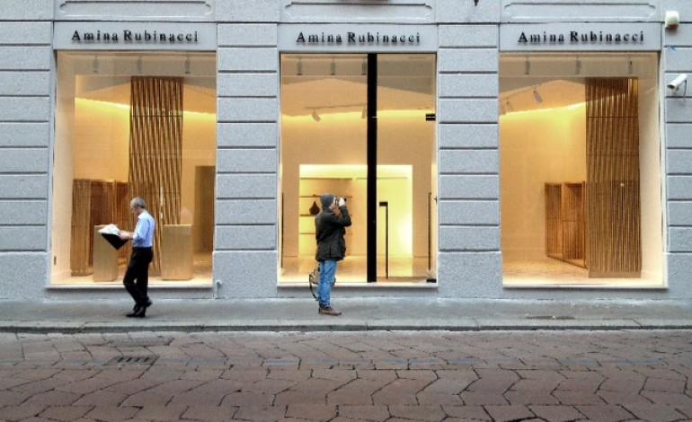 Amina Rubinacci apre in via Solferino