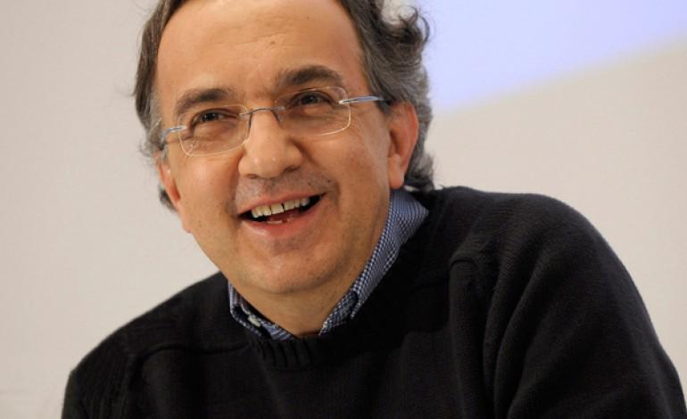 """Marchionne: """"Le Alfa mai fuori dall'Italia"""""""