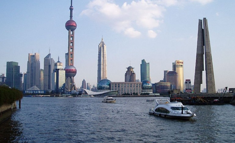 La Cina apre un'area di libero scambio a Shanghai
